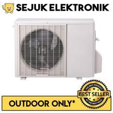 Panasonic CU-PU18TKP Ac Split 2 PK Inverter OUTDOOR ONLY - Putih (KHUSUS JAKARTA)