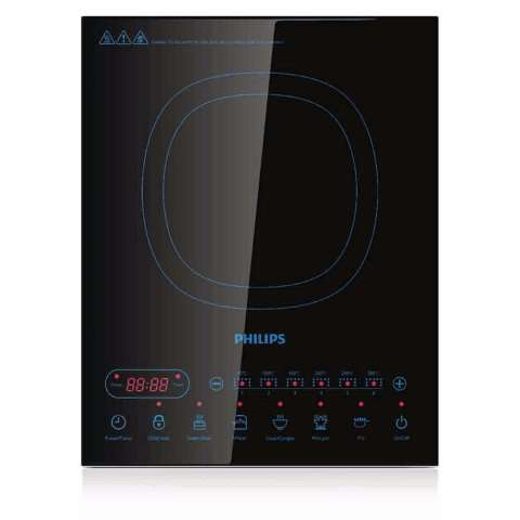 PHILIPS Kompor Induksi HD 4932 Induction Cooker 1