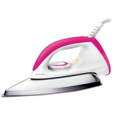Philips Setrika HD-1173-40 - Putih-Pink