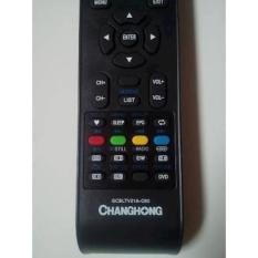 Promo REMOT REMOTE TV LCD LED CHANGHONG GCBLTV21A C60 ORI ORIGINAL ASLI Berkualitas