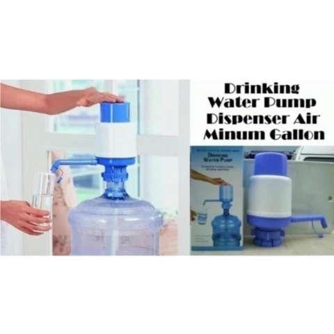 Q2 Pompa air galon manual - drinking water pump 2