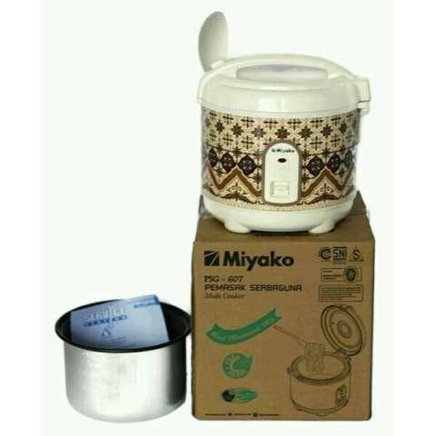 Panci Teflon 0.6L Magic Com merk Miyako Original. Source · Rice cooker mini miyako