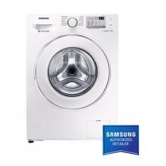 Samsung Mesin Cuci Front Loading dengan Diamond Drum WW80J4233GW/SE - Kapasitas 8 KG