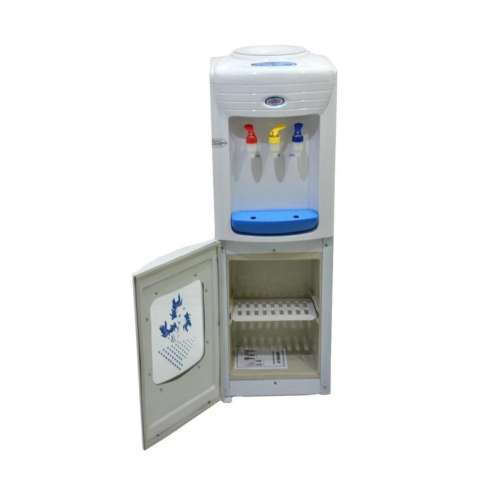 Sanex D-302 Dispenser Tinggi 3 Kran Panas Normal Dingin - Putih 2