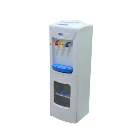 Sanex D-302 Dispenser Tinggi 3 Kran Panas Normal Dingin - Putih 1