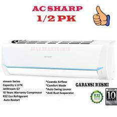 SHARP AH-A5SAY 1/2pk Air Conditioner (AC) GARANSI RESMI