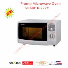 SHARP R-222-Y Microwave 22L-Promo