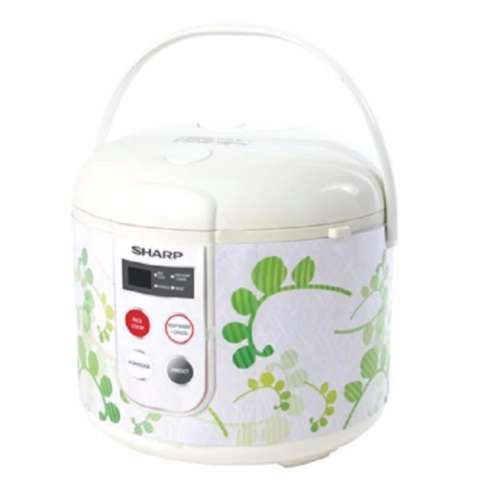 SHARP Rice Cooker 1.8 Liter (4 in 1) - KS-T18TL