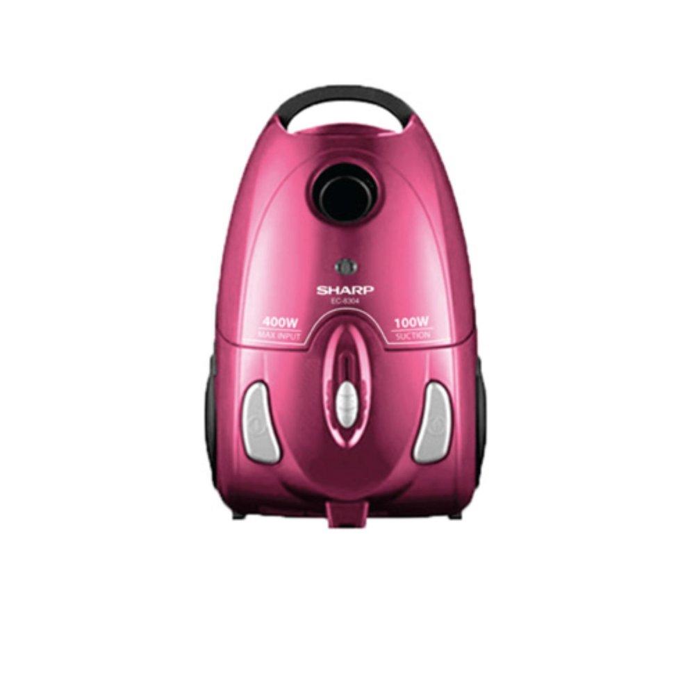 Sharp Vacuum Cleaner - EC-8305-P - Merah - Khusus Jabodetabek