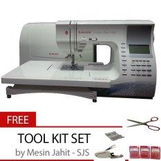 Singer 9960 Quantum Stylist Mesin Jahit Computerised + Bonus Tool Kit