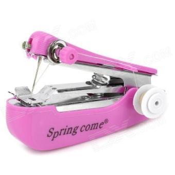 Spring Come Mesin Jahit Tangan Mini Portable Strapless Mesin Jahit Mini