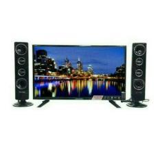 Tv LED Polytron 32T106 Bluetooth - Led Tv Polytron 32 Inch Usb Movie - Led Polytron 32T106 Speaker Tower