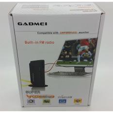 Unik Tv Tuner Gadmei Combo Crt   Lcd Tv3810e Berkualitas