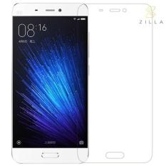 Zilla 2.5D Tempered Glass Curved Edge For Xiaomi Mi5