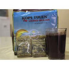 30 sachet Kopi Tulen (Tanpa Gula) Liong Bulan Mantap - Khas Bogor
