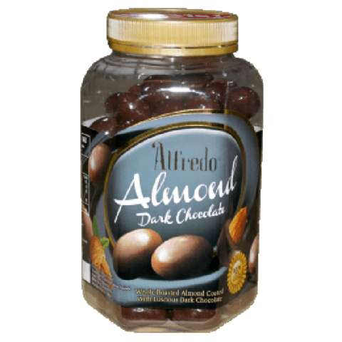 Alfredo Almond Dark Chocolate [450 g]
