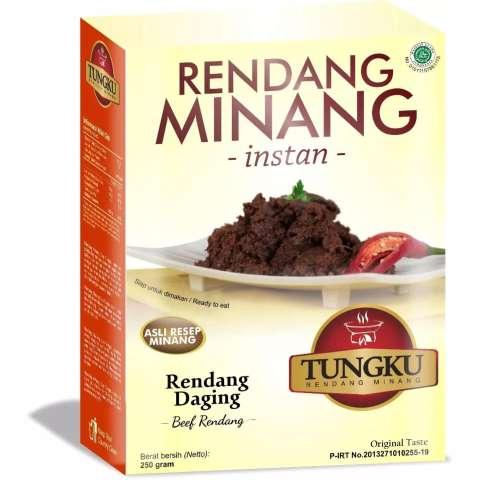 Jual Best Seller Rendang Daging .