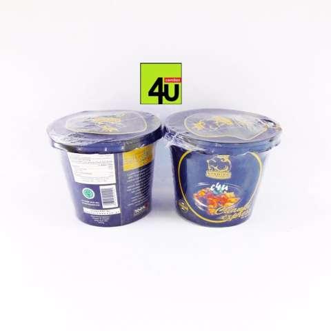 Ginding - Cuanki Express - Paket isi 4 cup