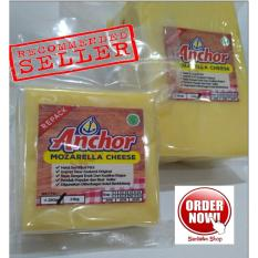 Keju Mozarella Anchor 250 gram BPOM & HALAL MUI