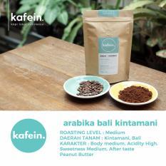 Kopi Arabika Bali Kintamani 250 Gram Biji / Bubuk