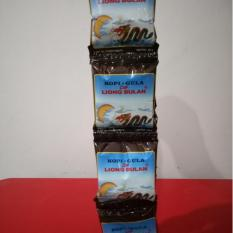 kopi gula cap liong bulan isi 10 sachet