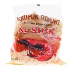 Krupuk Udang Ny Siok 500gr