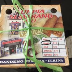 Lunpia Lumpia Udang Asli Semarang GORENG VACUUM Isi 10Pcs