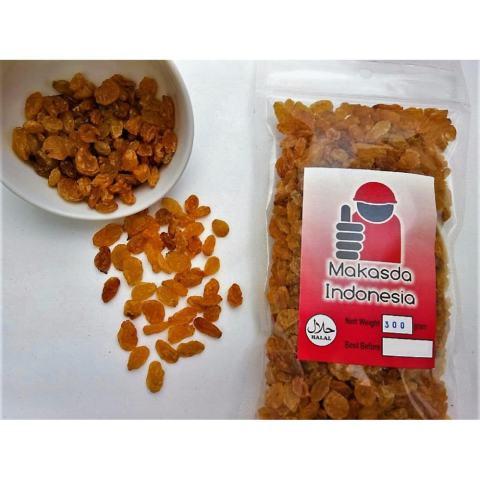 Makasda Indonesia - Golden Raisin 300 gram