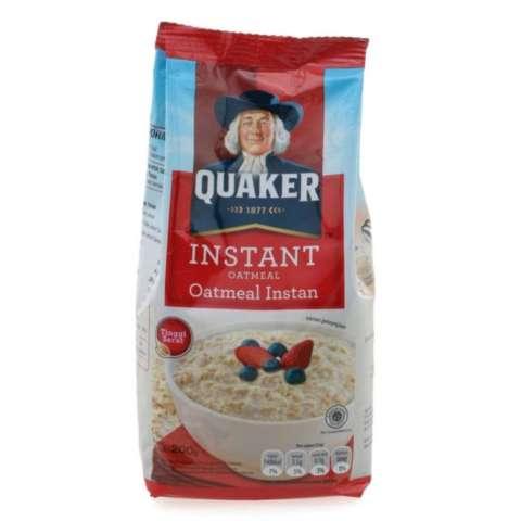 Jual Quaker Oatmeal Instant .