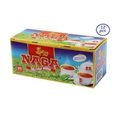 Teh Cap Naga Premium Teh Celup Wangi [12 kotak]