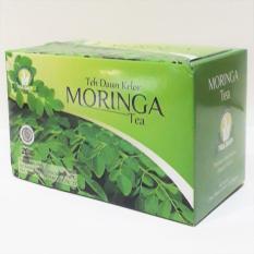 Teh Celup Daun Kelor MORINGA Tea Tiga Daun - Herbal Kesehatan