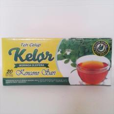 Teh Celup Daun Kelor Moringa Oleifera Kencono Sari - Herbal Kesehatan