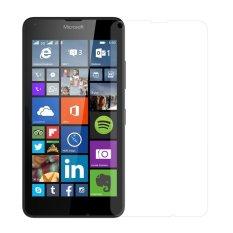 0.3mm Tempered Glass Screen Guard Membrane for Microsoft Lumia 640/ 640 Dual SIM/ 640 LTE (Clear)