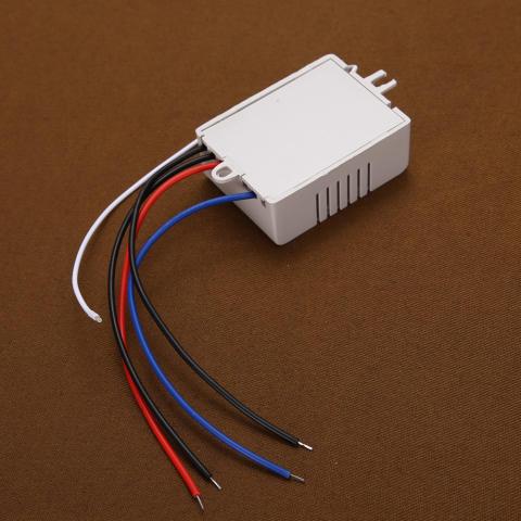 1 Cara Port 200 V-240 V Nirkabel Digital Remote Control Lampu Saklar Dinding 3