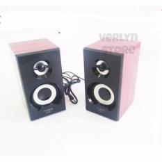 Speaker Aktip Fleco F-023 Speaker Mini Handphone And Komputer F023
