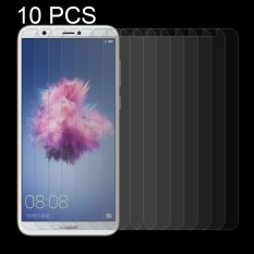 10 PCS Huawei P smart / Enjoy 7S 0.26mm 9H Surface Hardness 2.5D Curved Tempered Glass Screen Protector Film
