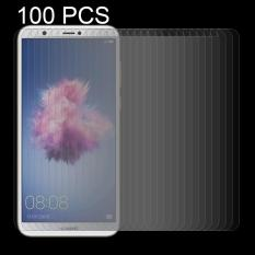 100 PCS Huawei P smart / Enjoy 7S 0.26mm 9H Surface Hardness 2.5D Curved Tempered Glass Screen Protector Film