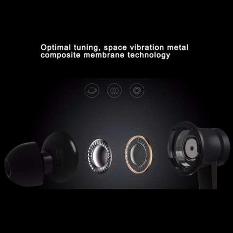 ... 100 Xiaomi In Earphone Piston Mi Original 3rd Gen In Ear Handsfree Headset