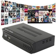 1080P DVB-S2 HD Digital Satellite + IPTV Combo TV BOX Receiver + USB WIFI Dongle - intl