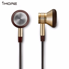1More EO303 Xiaomi ORIGINAL Piston Pod V3 In-Ear Earphone Headset with Remote Mic - Gold