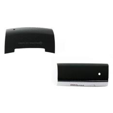 1 PC Silver Bawah Cover Perumahan Klip untuk Blackberry Curve 8330-Intl