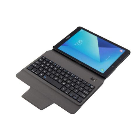 2017 Baru Ultra Tipis Ringan Keyboard Bluetooth Kesing untuk iPad 2/3/4 (Hanya 0.4 Cm)-Intl 3