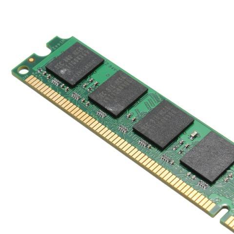 2 Pcs 2 GB PC2-5300 DDR2 667 MHz 240PIN Desktop Ram Memori untuk CPU AMD-Intl 5