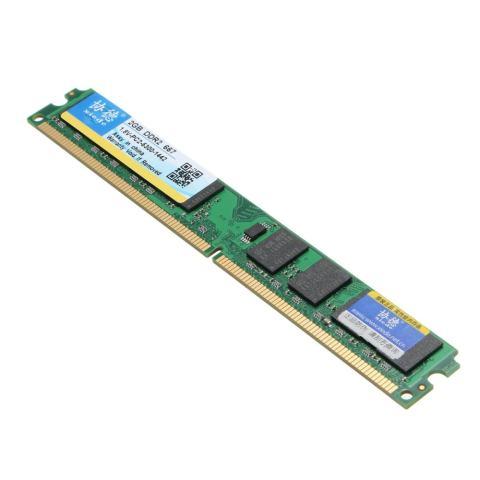2 Pcs 2 GB PC2-5300 DDR2 667 MHz 240PIN Desktop Ram Memori untuk CPU AMD-Intl 4
