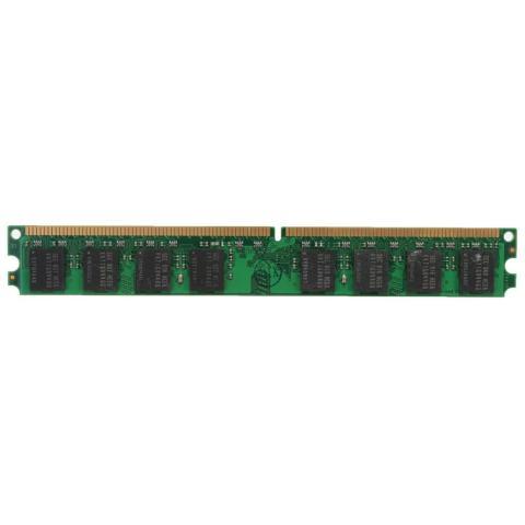 2 Pcs 2 GB PC2-5300 DDR2 667 MHz 240PIN Desktop Ram Memori untuk CPU AMD-Intl 2