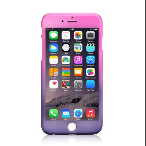 Roybens Sulit Langsing Kasus Dengan Kaca Tempered Untuk Iphone 66s Source · 360 derajat penuh warna tubuh melindungi mewah ultra tipis kasus menutupi ...