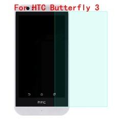 9 H Tempered Steel dengan Jelas Glass Ultra Tipis HD Anti Gores Layar Film Pelindung untuk HTC Butterfly 3 -Intl