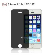 Accessories Hp ANTI SPY Tempered Glass Premium Screen Protector Privacy For Iphone 5 / 5s / 5C / SE