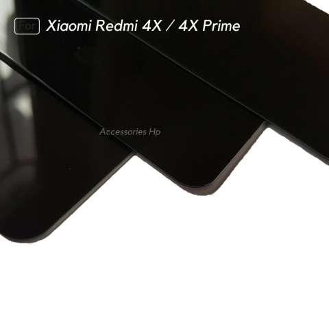 Accessories Hp ANTI SPY Tempered Glass Premium Screen Protector Privacy For Xiaomi Redmi 4X / 4X Prime 5.0 inch 3