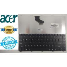 Acer Keyboard Laptop Original Aspire 4736 4736G 4736Z 4253 4352 4349 4535 4535G 4540 4540G 4551G 4552 4553 4553G 4625G  4738 4738G 4738Z 4738ZG 4739 4740 4740G 4741 4741G 4745G 4752 5935G 5940G 5942G / TravelMate 745T 8371 8371G 8372 8372G 8372TZ (Black)